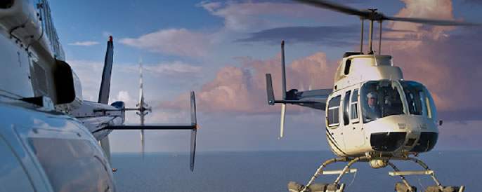 Cancun Helicopter Charters